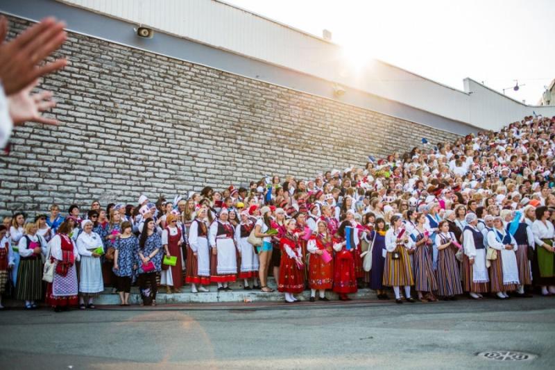 The Estonian Song Festival