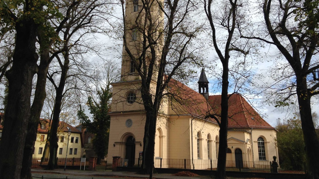 Kreuzkirche, Königs Wusterhausen