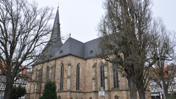 Kirche Melsungen
