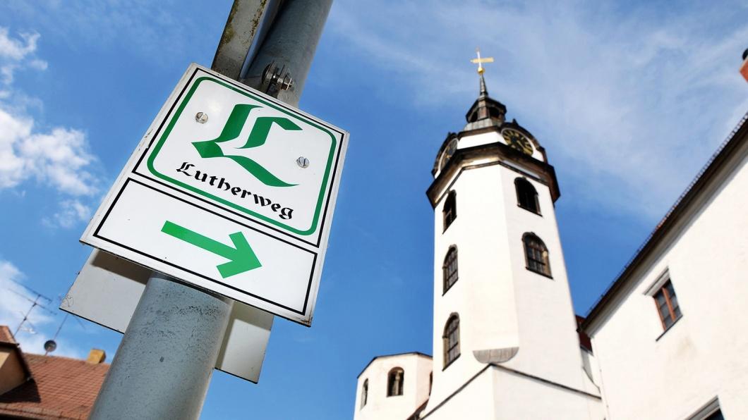 St. Marien, Torgau Lutherweg