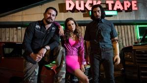 Die Logan-Geschwister Jimmy (Channing Tatum), Mellie (Riley Keough) und Clyde (Adam Driver) halten auch in schwierigen Zeiten zusammen