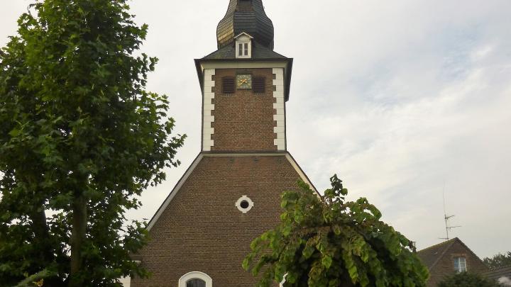 Evangelischer Rundfunkgottesdienst aus Wevelinghoven
