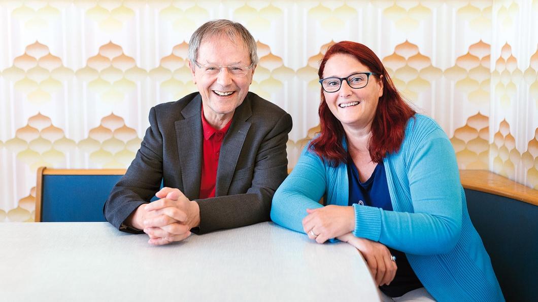 Christoph Butterwegge und Anny Hartmann