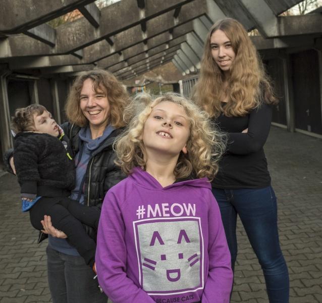 Guppenfoto Familie Koepke