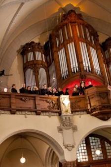 Der Kammerchor capella vocalis