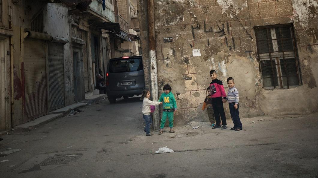 """Syrien - """"Die Syrer nennen es Krise"""""""