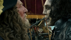 Filmszene aus Pirates of the Caribbean: Salazars Rache