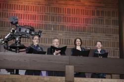 Musikalische Gestaltung durch das Gethsemane-Quartett