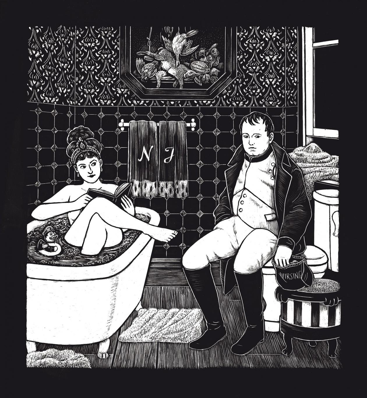 Paargespräche - Napoleon und Josephine