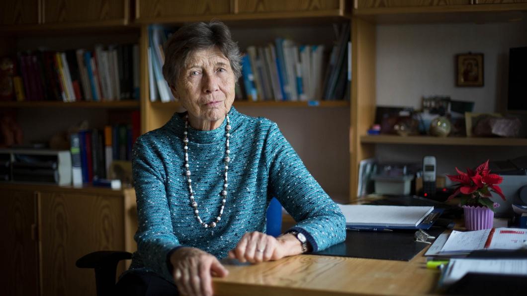Pschotherapeutin Charlotte Baltrusch im Gespräch