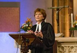 Regionalbischöfin Susanne Breit-Keßler.