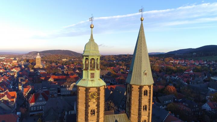 Evangelischer Rundfunkgottesdienst aus der Marktkirche St. Cosmas und Damian in Goslar