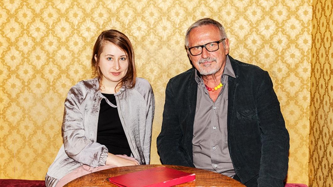 Konstantin Wecker, Margarete Stokowski