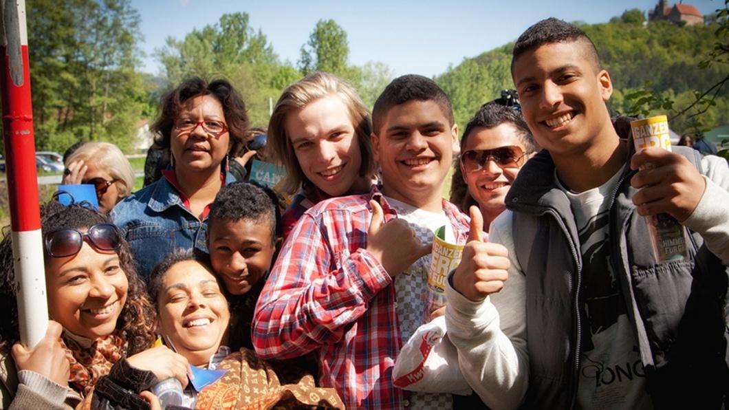 Freizeiten des CVJM für junge Geflüchtete