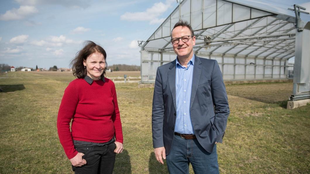 Begegnung mit Prof. Dr. Folkhard Isermeyer und Frau Gerster zum Thema Landwirtschaft