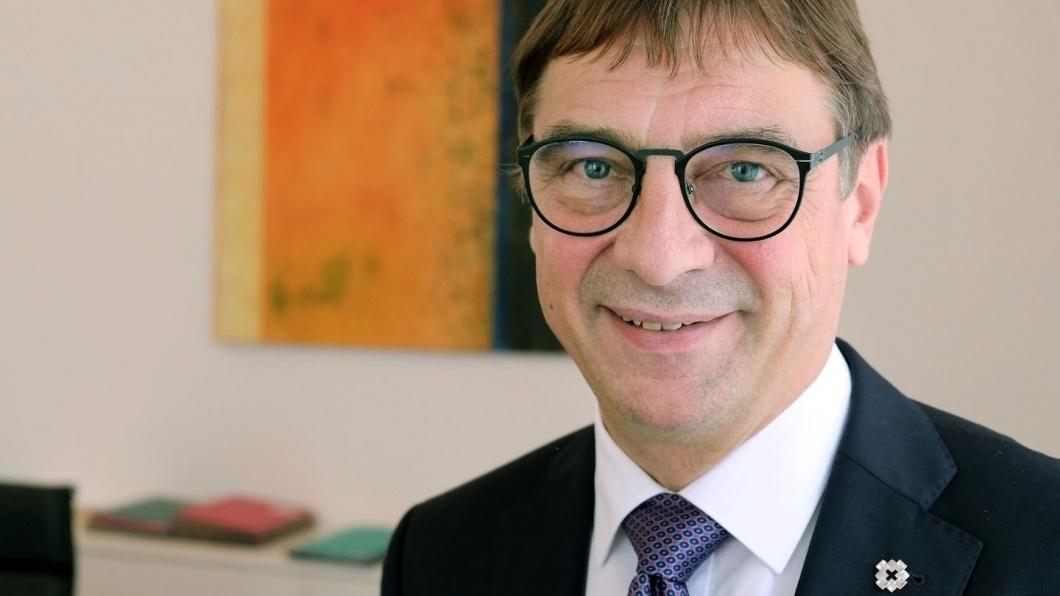 Kirchenpräsident Jung bleibt GEP-Aufsichtsratsvorsitzender
