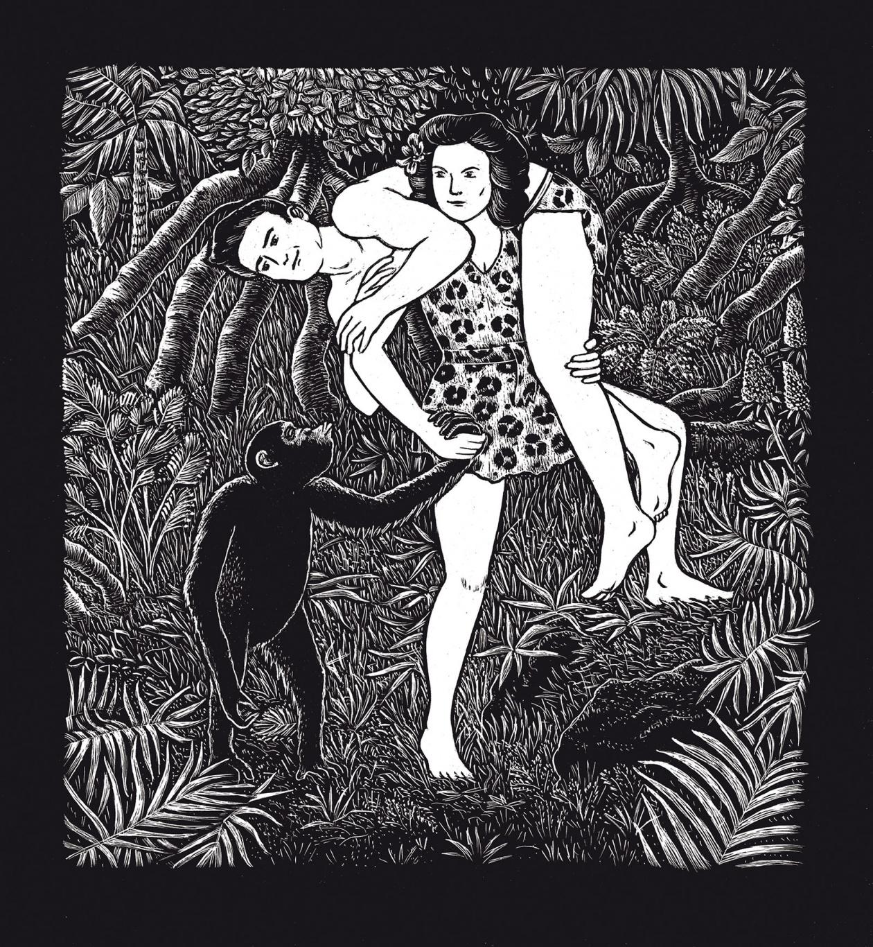 Illustration zu Paargespräche - Tarzan und Jane