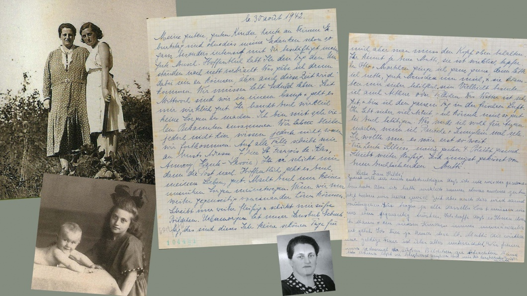 Letzte Briefe aus dem Holocaust