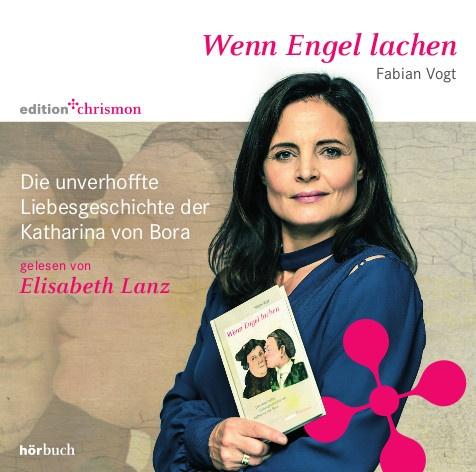 Elisabeth Lanz liest die Liebesgeschichte der Katharina von Bora