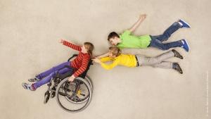 Leben mit pflegebedürftigen Kindern