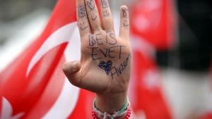 Verfassungsreferendum Mitte April in der Türkei