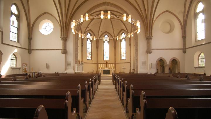 Evangelischer Rundfunkgottesdienst am Pfingstsonntag, 20. Mai 2018 aus der Garnisonkirche Oldenburg live im Deutschlandfunk um 10.05 Uhr