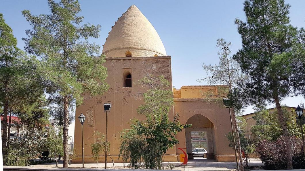 Mausoleum Pir Njm-al Din