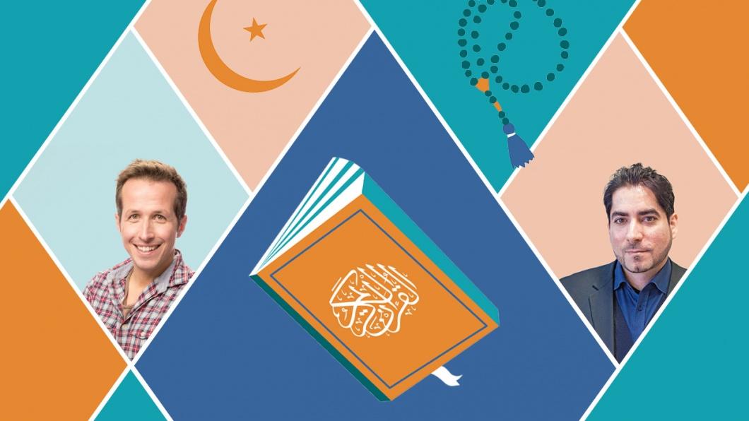 Willi Weitzel befragt den Islamprofessor Mouhanad Khorchide nach seinem Glauben