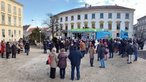 Reformationstruck in Sopron