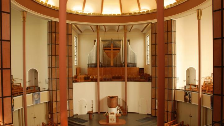 Evangelischer Rundfunkgottesdienst aus Kaiserslautern