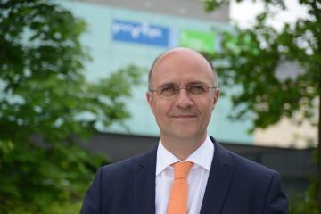 Pfarrer Holger Treutmann