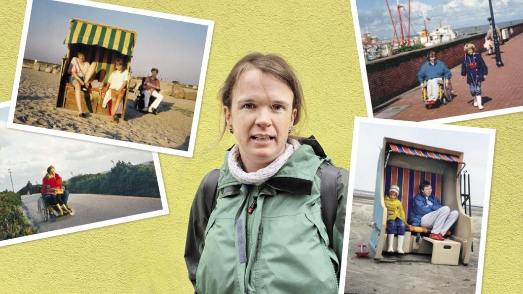 Julika Stich, 35, war oft am Ende Ihrer Kraft. Nun lebt sie ihr Leben
