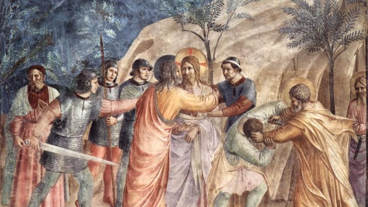 Gefangennahme Christi