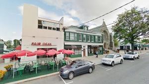 """""""Fair Deal"""", White Plains bei New York: gute Gastronomie für Leute mit und ohne Geld"""