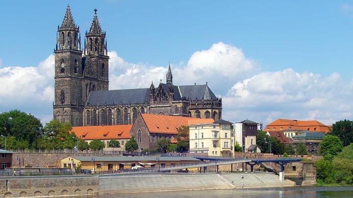Evangelischer Rundfunkgottesdienst aus dem Dom Magdeburg