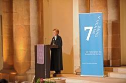 Regionalbischöfin und Kuratoriumsvorsitzende von 7 Wochen Ohne Susanne Breit-Keßler