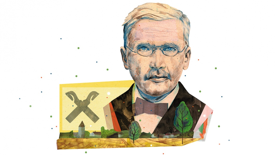 Entscheidung - Friedrich Wilhelm Raiffeisen