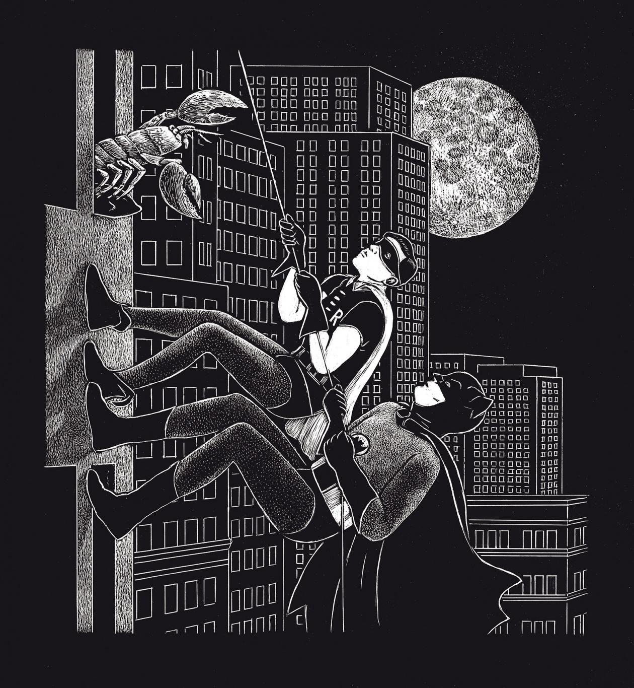 Paargespräche 'Batman&Robin'