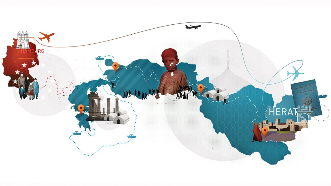 Afghanischer Migrant kehrt enttäuscht heim