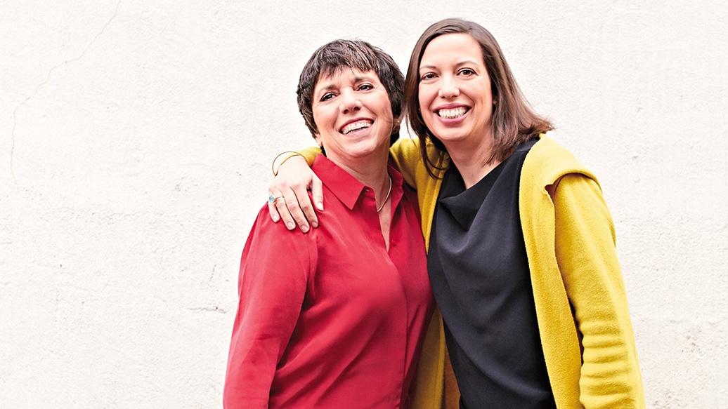 Margot Käßmann mit ihrer Tochter Sarah Rahe im Gespräch über Kinder und Karriere