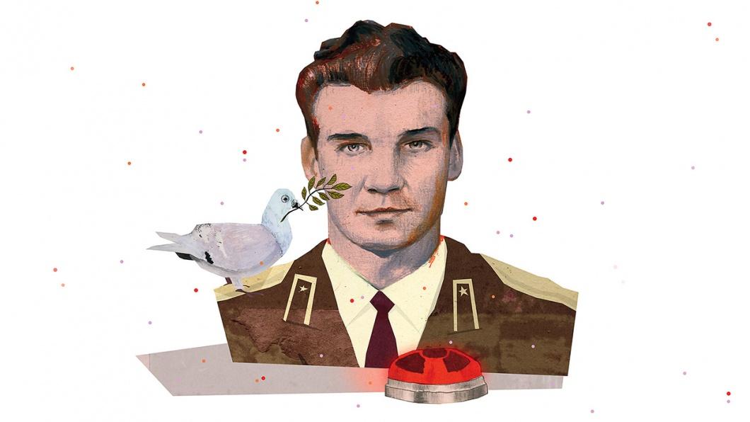 Die Entscheidung - Stanislaw Jewgrafowitsch Petrow