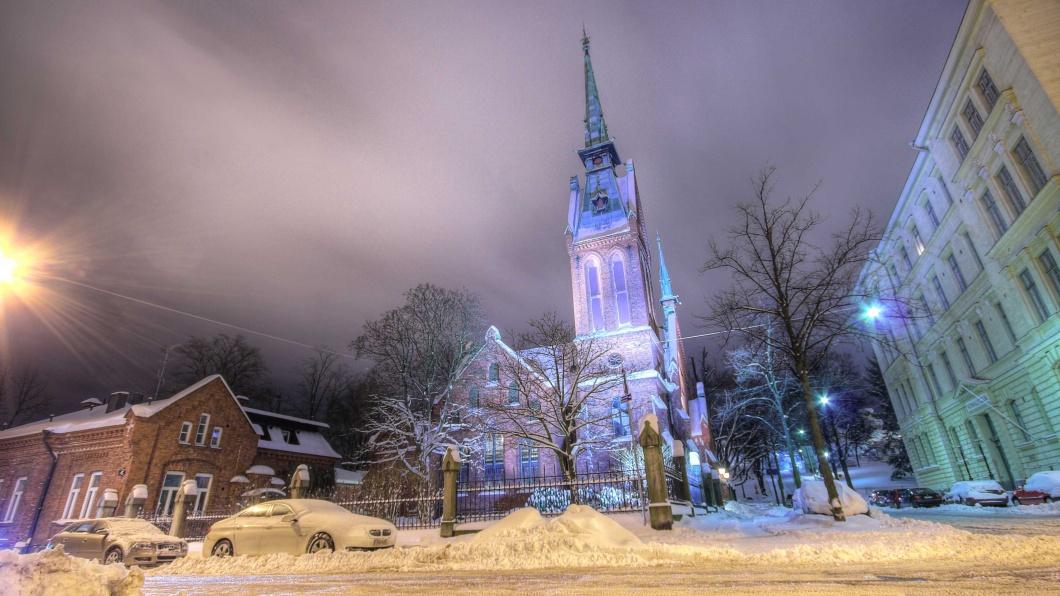 Posteingang - Deutsche Evangelisch–Lutherische Gemeinde in Helsinki, Finnland