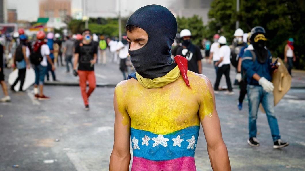 Seit Beginn der Proteste gegen Venezuelas Regierung gab es Dutzende Tote und Verletzte