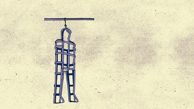 Illustration für Reformation für Einsteiger mit der Frage: Was sind eigentlich Ketzer?