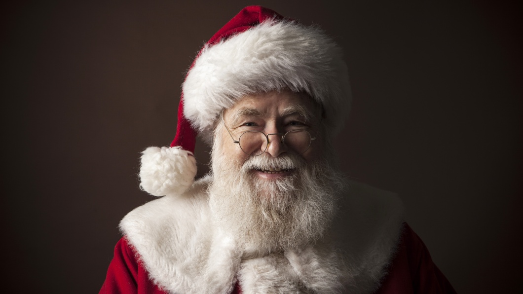 Weihnachtsmann oder Christkind