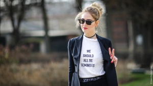 We should be all feminists, Chiara Ferragni