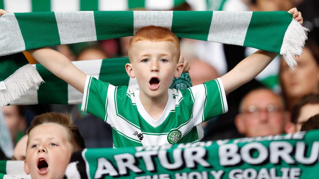 Die irisch-katholische Community in Schottland liebt den Verein Celtic Glasgow