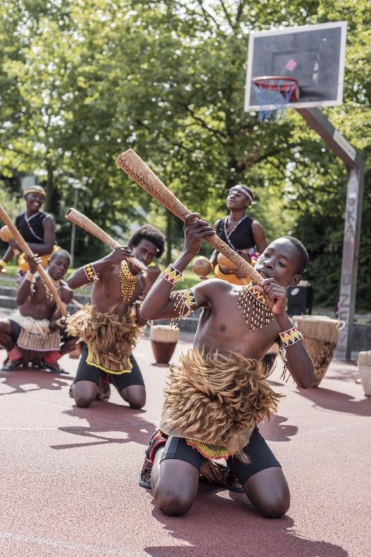 Sosolya Undugu Dance Academy