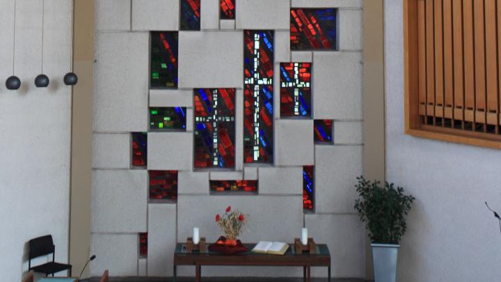 Evangelisch-methodistischer Rundfunkgottesdienst aus der Friedenskirche in Esslingen