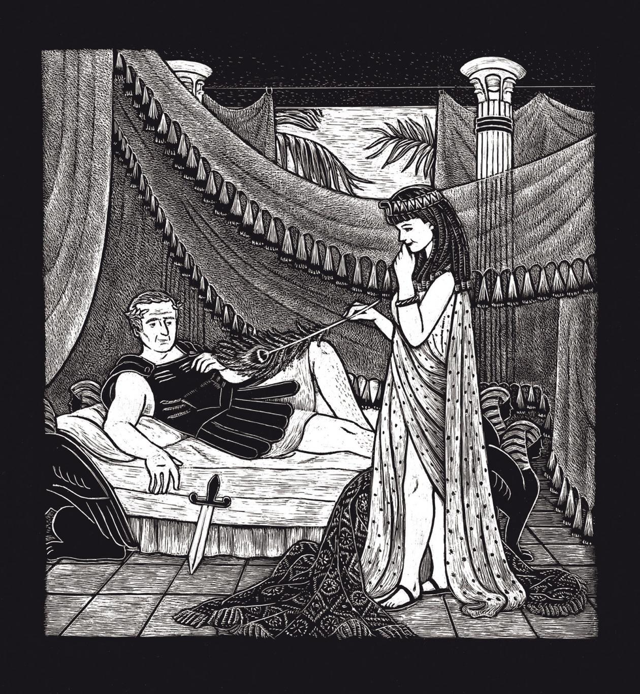 Paargespräche - Caesar und Kleopatra
